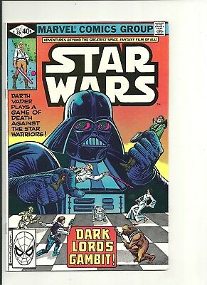 Star Wars # 35 - Dark Lord's Gambit !  * Vf *   Combine Shipping