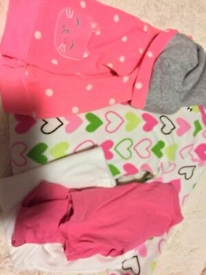 Lot Baby Girl Size 12 month Fall Staples and 18 month month Winter GUC