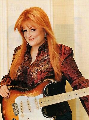 Wynonna 6 Page 2006 Magazine Article Clipping 2 Pictures Country Music