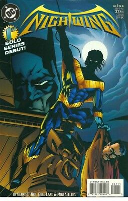 Us Comics Nightwing Digital Collection On Dvd