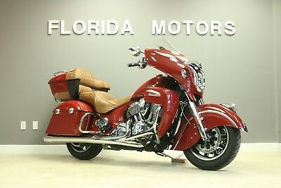 2015 Indian ROADMASTER  2015 INDIAN MOTORCYCLE CO ROADMASTER (RED)