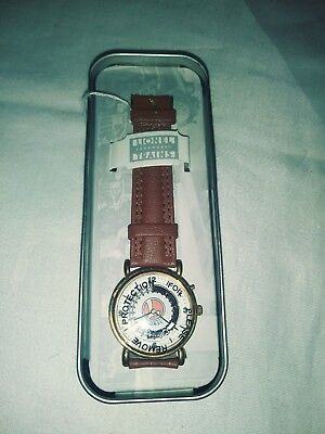 LIONEL TRAIN WRIST WATCH with train sounds in excellent condition