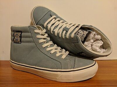 5ae54a5628 VANS New OG Style 238 LX Nubuck Vault Size Men s USA 9 UK 8.5 EUR 42