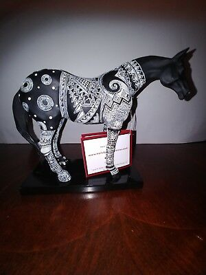 """The Trail of Painted Ponies """"Anasazi Spirit Horse"""" 1583--5E/6,217"""