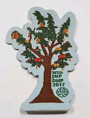 Girl Guides World Thinking Day 2017 Badge