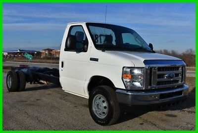 2012 Ford E-450 Super Duty Cab and Chassis LOW RESERVE Stock#15621