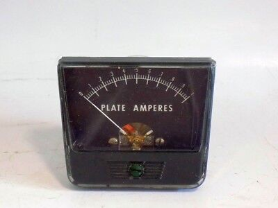 Used Replacement Plate Current Meter For The Heathkit Sb-220 Or Sb-221 Amplifier