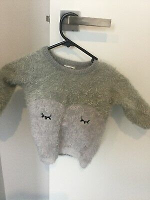 seed girls jumper Size 2-3 Very Warm