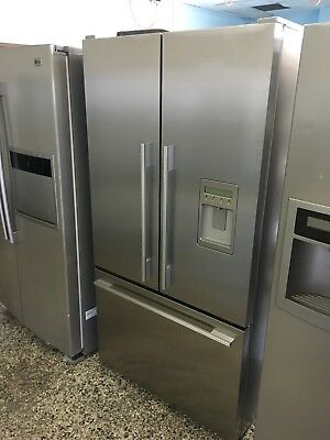 Fisher and Paykel 614Litre French Door Fridge Freezer (2mth warranty)