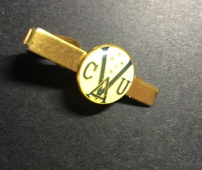 Victorian Amateur Cyclists Union Tie Clip Badge #50
