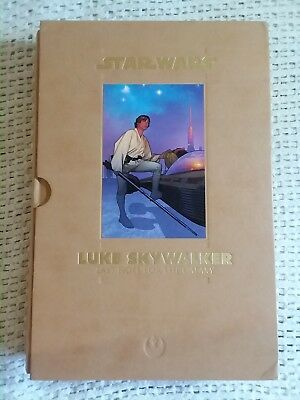 STAR WARS: LUKE SKYWALKER - LAST HOPE FOR THE GALAXY HARDCOVER Dark Horse HC