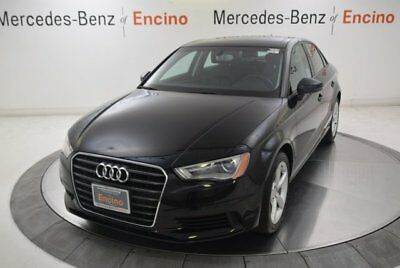 A3 1.8T Premium 2015 Audi A3 1.8T Premium,1 Owner, Well Maintained, Beautiful!