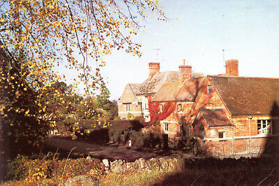 England - Sparsholt - Buildings - Hampshire