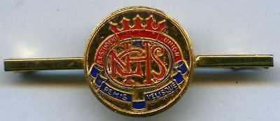 Newcastle Nsw Girls High School Ex Students Association Tie Pin Badge Pin Nghs