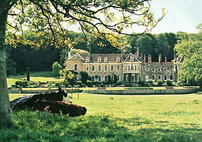 England - East Sussex  -  Firle - The Manor house Firle Place