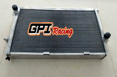 62MM FOR BMW E39 (740i, 750i, M5, Z8, 525i/528i/530i) 99-06 ALUMINUM RADIATOR