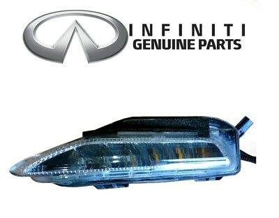 Front Passenger Right Turn Signal Lamp For Infiniti Q50 13-17 261304GA0A Genuine