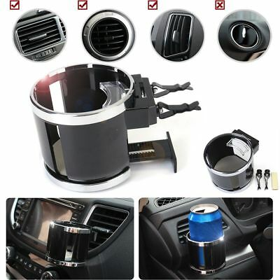 Universal Clip on Cup Holder for Car /Van Air Vent. Holds Water Bottle Can Drink