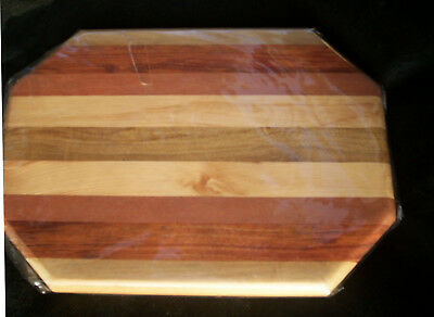 Tas Timbers Chopping Board - New in Wrapping HUON CELERY MYRTLE, SASSAFRAS