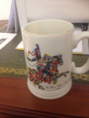 Lovely Harry Hotspur Mug By Lord Nelson Pottery