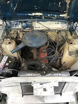 Ford XA 250 engine and gearbox