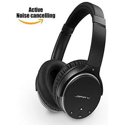 J200 Installation Services Active Noise Cancelling Bluetooth Wireless Headphones