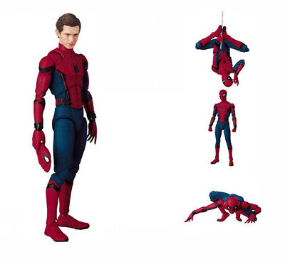 Marvel Avengers 3 Spider-Man Homecoming MAFEX 047 Action Figur Figure Figuren