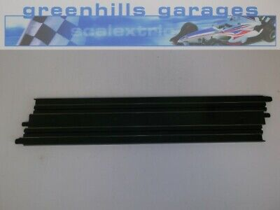 Greenhills Micro Scalextric long straight 42cm  L7553- USED -  MT380 ##x