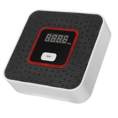 Intelligent LCD Combustible Gas Leakage Alarm Sensor With Voice Warning Tester