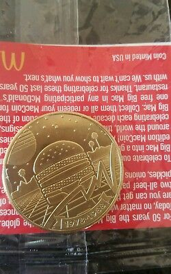 Mcdonalds Big Mac Mccoin 1978-1988. New In Package.