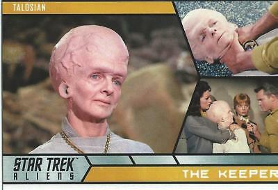 Star Trek Aliens Card Set (100 cards)(2014)