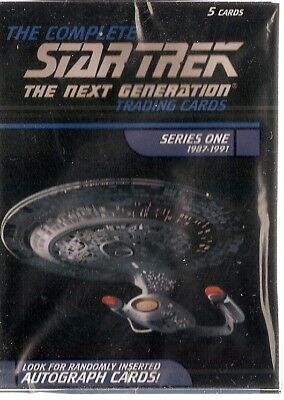 Star Trek TNG 1 Base Card Set