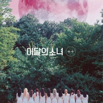 K-POP MONTHLY GIRL LOONA Mini Album [+ +] Limited B Ver. CD+Photobook+Photocard