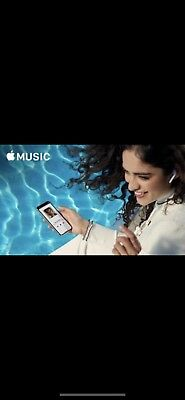4 Months Apple Music Subscription USA Apple iTunes Iphone for new users only