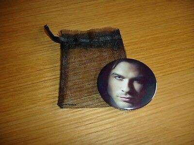 Damon vampire diaries hand mirror