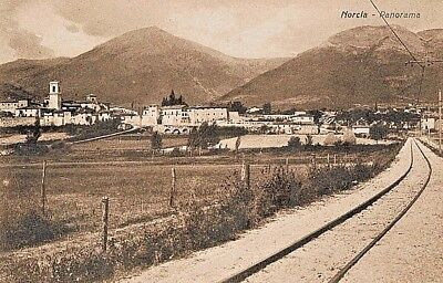 Norcia  - Panorama  -