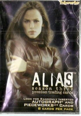 Alias Season 3  Base Card Set (81 cards) (2004)