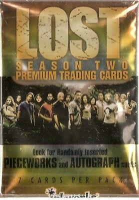 Lost Season Two Base Card Set  (2006 Inkworks )