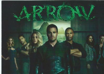 2015-16 Arrow Season 2 Base Card Set (72 cards)
