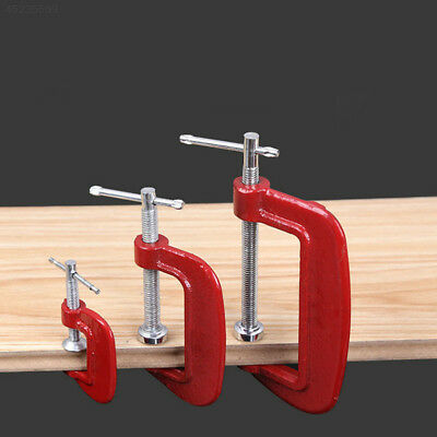 1PC Quick Grip Speed G Shape Clamp Carpenters Woodwork DIY Hand Tools Quality