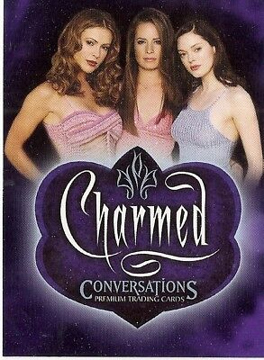 Charmed Conversations Base Card Set (72 cards)(2005)
