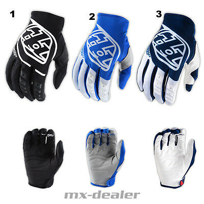 Troy Lee Designs Guantes Gp Negro Guante Mx Motocross Enduro Quad MTB Bmx