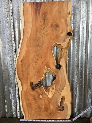 Yew Waney Edge, Live Edge Character Boards Wood Timber Plank Yew