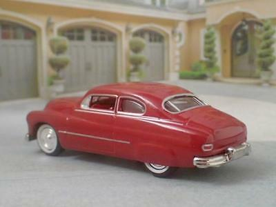 Vintage Motoring 1949- 1951 Mercury Eight Luxury Coupe 1/64 Scale Limited Edit Y