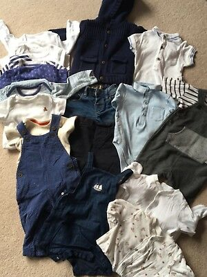 boys 3-6 months bundle x 16, variety of items and brands