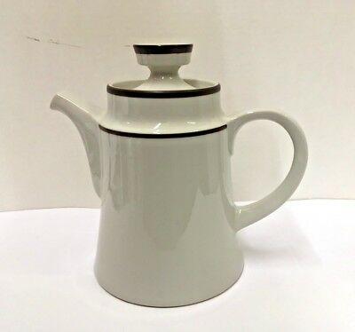 "Noritake TUNDRA Tea/Coffee Pot with Lid (7"") More items available."