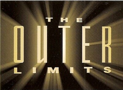 The Outer Limits Base Card Set (81 cards)