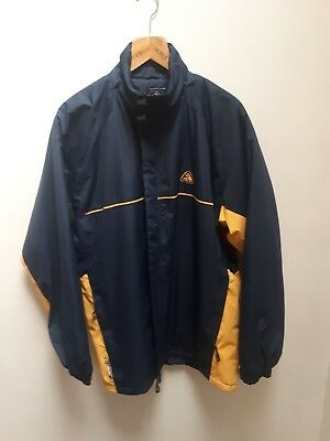 Vintage 90s Nike ACG XXL Blue And Yellow Jacket