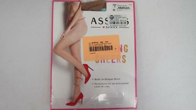SPANX Assets Stockings Nylons Pantyhose Shaping Sheers #1181 Nude NEW