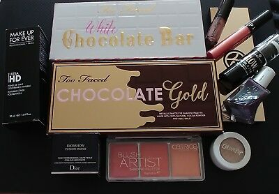 Lot Maquillage (11 produits) Too faced Nyx Sephora Colourpop...